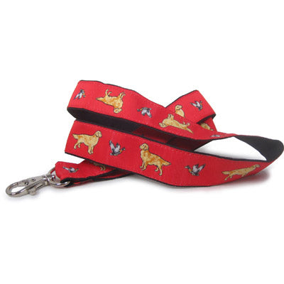 Golden Retriever Dog Collar or Leash