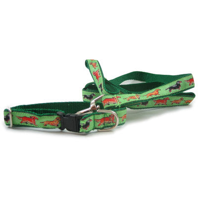 Miniature Dachshund Dog Collar or Leash