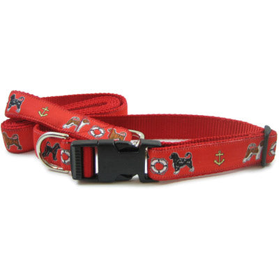 Portuguese Water Dog Collar or Leash