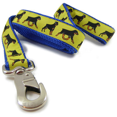 Rottweiler Dog Collar or Leash