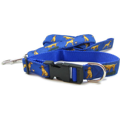 Vizsla Dog Collar or Leash