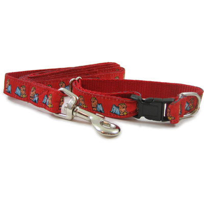 "Yorkshire Terrier ""Yorkie"" Dog Collar or Leash"