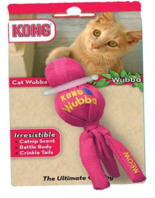 KONG Wubba- catnip toy for cats