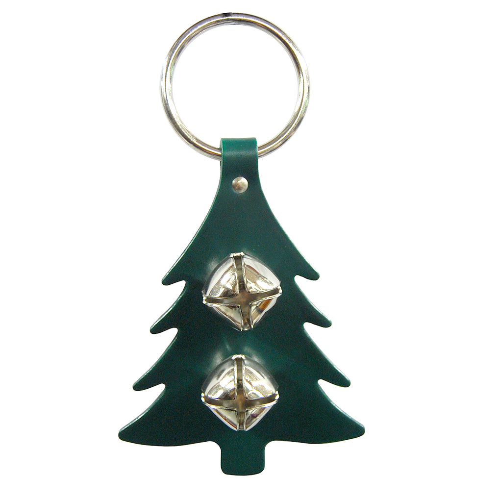 Christmas Tree Shaped Doggie Training Bell