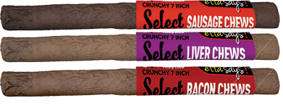 Limited Ingredient Select Dog Chew- Treat Planet