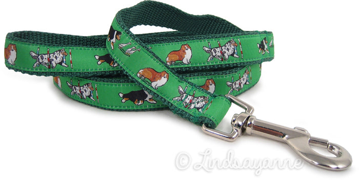 Sheltie Dog Collar or Leash