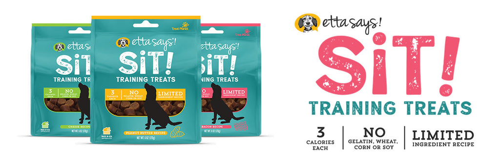 Limited Ingredient Training Treats for dogs