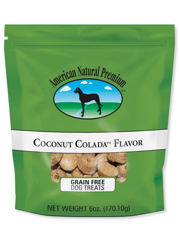 ANP Coconut Colada- grain free dog treats