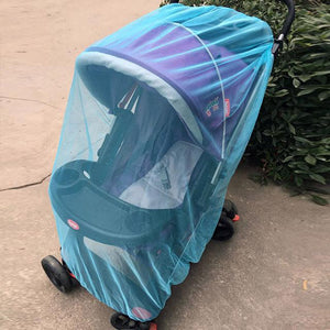 Baby Accessories - Baby Safe Stroller Shield