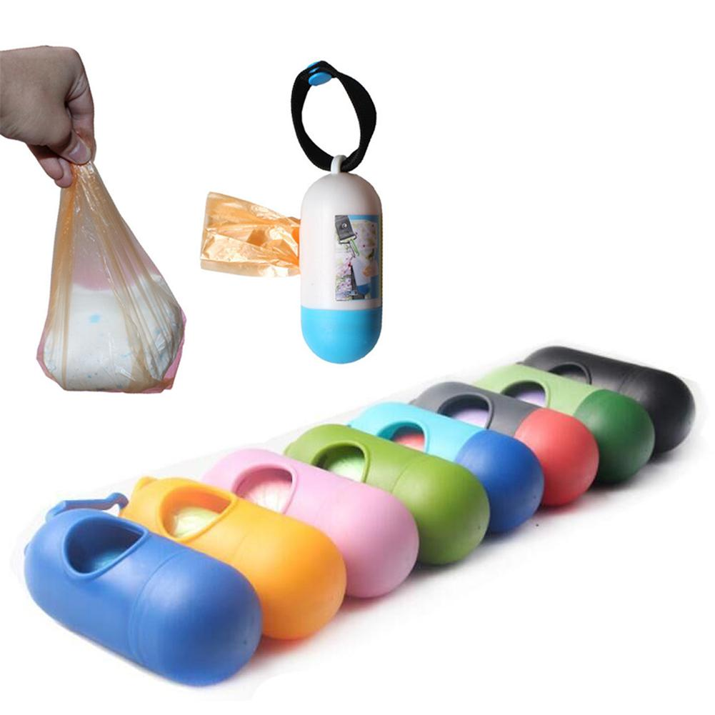 Baby Accessories - Portable Baby Diaper Disposable Bags