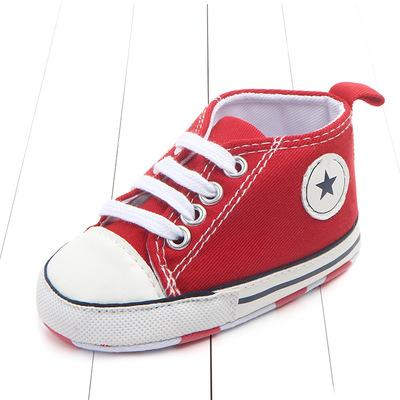 Baby Shoes - Baby Chuck Taylor Style Sneaker Shoes