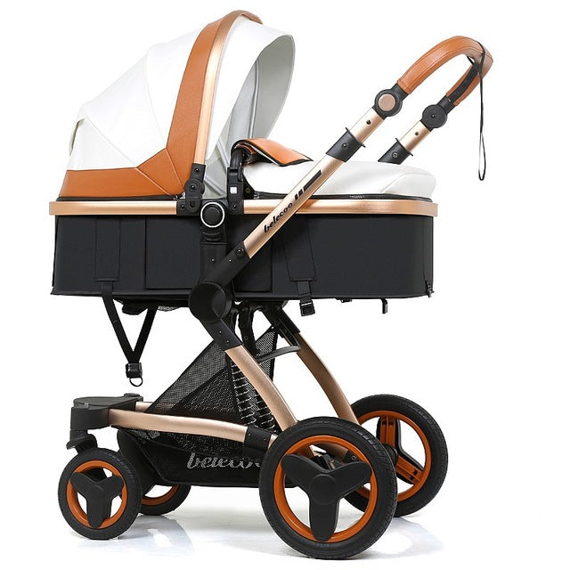 Cinderella Luxury Mom Baby Stroller