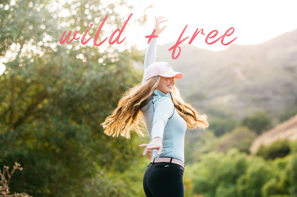 To Be Wild & Free- 2020 Collection is here!