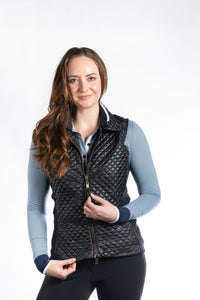Peggy Quilted Vest