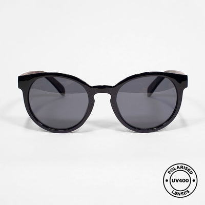 LONDON - Handmade Wooden Sunglasses. Polarised UV400 lenses