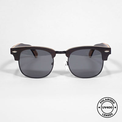 NYC - Handmade Wooden Sunglasses. Polarised UV400 lenses