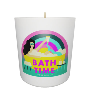 Bath Time Candle Ships 17th May