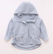 Load image into Gallery viewer, Sporty Hooded Jacket