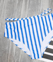 Load image into Gallery viewer, Stripe Mommy & Me Bikini Set