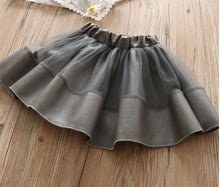 Load image into Gallery viewer, Leather Skater Skirt
