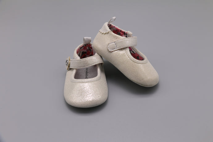 CC Cream Infant Mary Janes -Size 1
