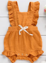 Load image into Gallery viewer, Serenity Ruffle Romper