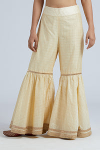 Sharara - Off White