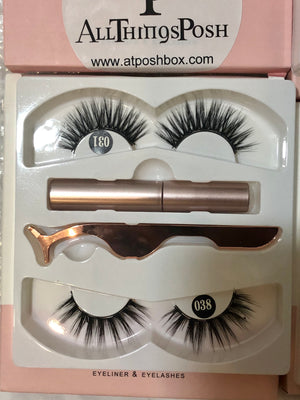 Magnetic Lash Kit 3