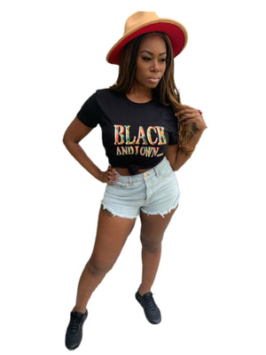 Black Economics Tshirt