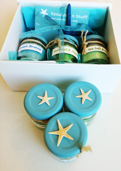 Box of Scented Candles