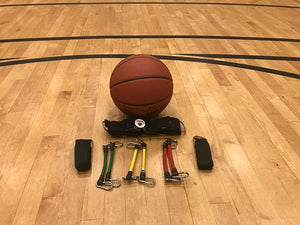 Basketball Dribbling Device- Bballmachine