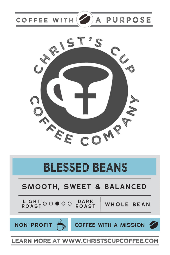 Blessed Beans Coffee 5lb Bag