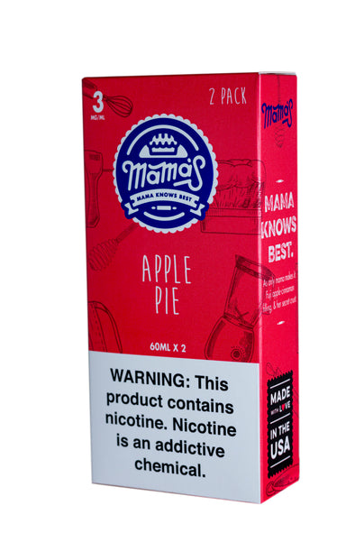 Apple Pie 120ml (2 Pack 60ml)