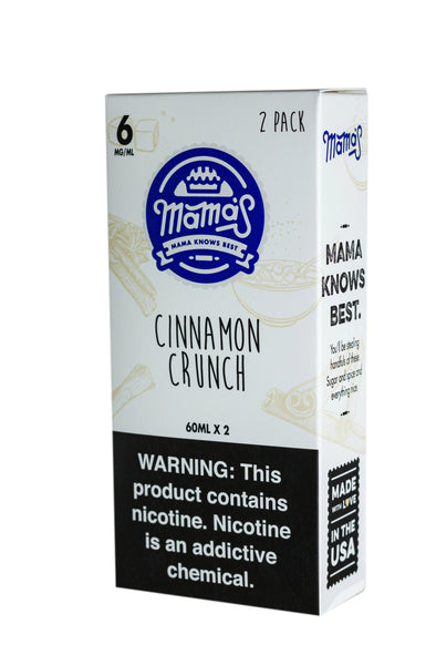 Cinnamon Crunch 120ml (2 Pack 60ml)