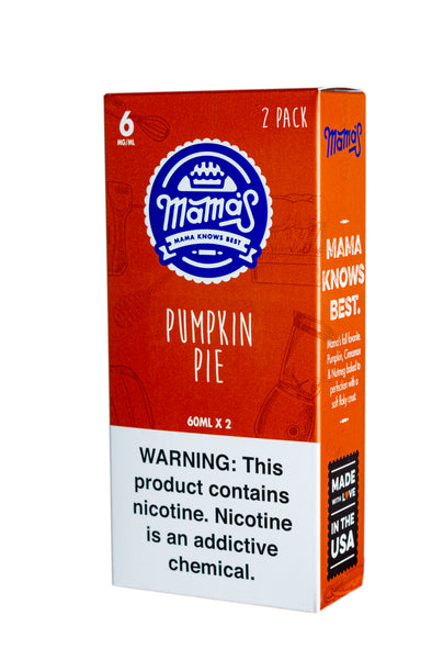 Pumpkin Pie 120ml (2 Pack 60ml)