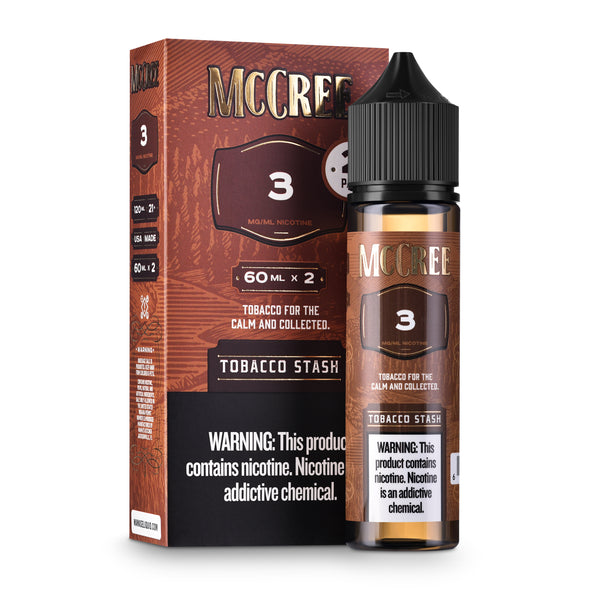 McCree Tobacco Stash