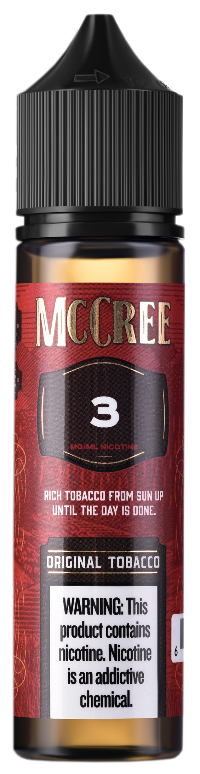 McCree Original Tobacco