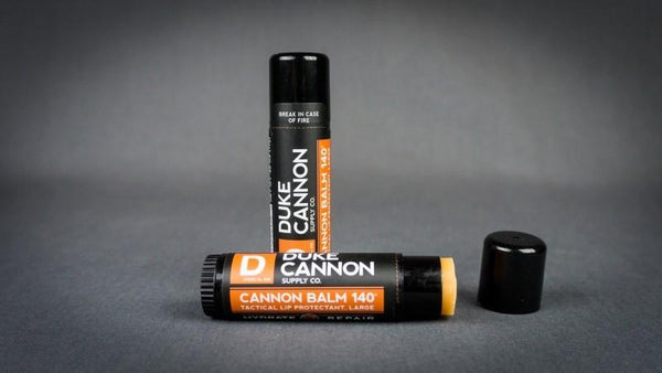 2 pack Duke Cannon Tactical Lip Protectant