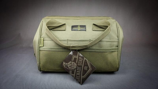 Grenade Soap Co. Dopp Bag (OD Green)