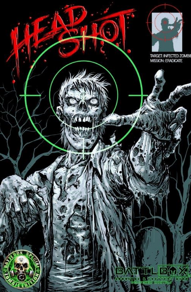 "Zombie Targets 24"" x 36"""