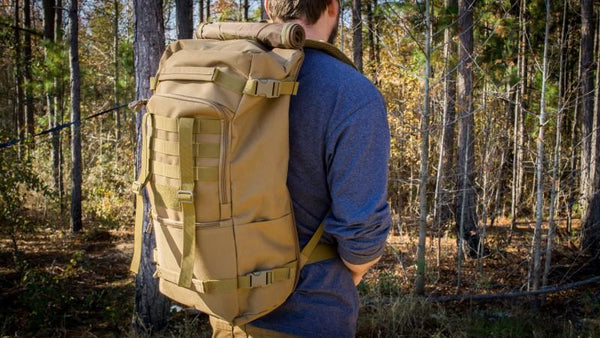72 Hr. 45L Bug Out Bag