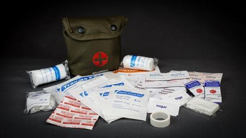 Jungle First-Aid Kit