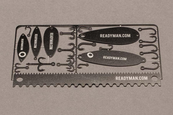ReadyMan Fishing Card (FREE SHIPPING!!!)