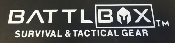 BattlBox Decal (Large)