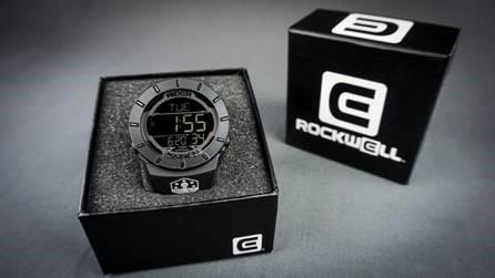 Rockwell Coliseum Watch Raider Project  (FREE SHIPPING)