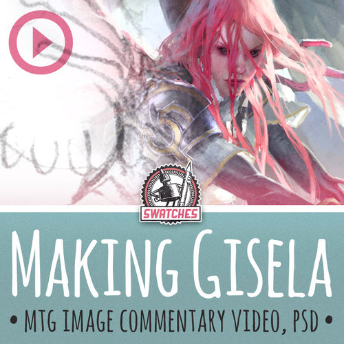 Making Gisela video