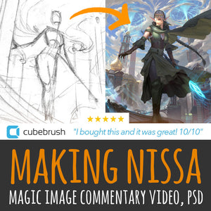 Making Nissa video