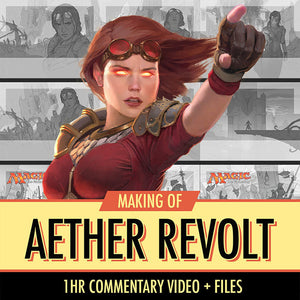 Making of Aether Revolt video