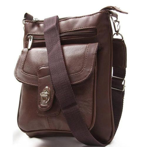 Classic Unisex Shoulder Cross-Body Bag