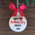 First Mothers Day Ornament, First Mothers Day Gift Ideas
